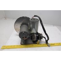 Eagle 510ET 12V Gear Motor Belt Drive And Blower Power Sweeper