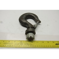 """1-1/2"""" Forged Steel Safety Swivel Hook"""