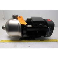 Grundfos CHI12-15 A-W-G-BQQV Booster coolant  Pump Removed From a Trumpf Chiller