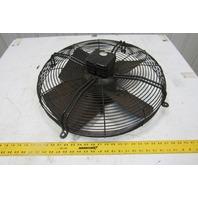 "ZIEHL ABEGG FB050.BDK.41.V4S 20"" Axial Flow Fan 400-460V 3Ph 60Hz"