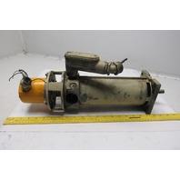 "Porter Peerless 181-04-0005-0 DC Servo Motor With Encoder 5/8"" Shaft"