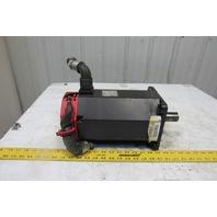 GE Fanuc A06B-0147-B077#7008 3.8kW 2000RPM 3Ph 157V 133Hz AC Servo Motor