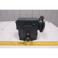 Hub City 0221-12126-217 10:1 Ratio C-Face Left Hand Output Gear Reducer
