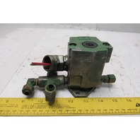 "Ross 110V Solenoid 2 Way Valve 1/4"" NPT"