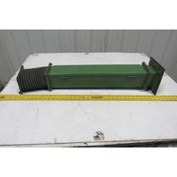 "4"" x 4"" Wireway Auxiliary Gutter Conduit Panel Mount Flex Boot 32"" OAL"