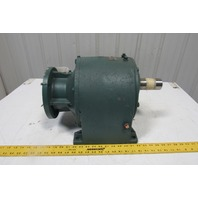 Master 14:1 Ratio 21Hp 120RPM Output Inline Helical Gear Reducer