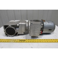 Nord SK 92372.1V-90LP/4 5.83:1 2Hp 50/60Hz 296RPM 265/460V RH Output Gear Motor