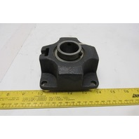 """HK Systems Double Bearing 1-3/16""""Bore 4 Bolt Flange Pillow Block"""