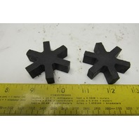 Boston Gear XFCR-20 Spider Coupling  Closed Center lot of 2