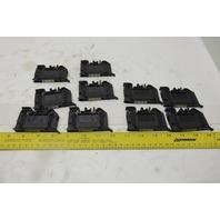 Allen Bradley 1492-H Din Rail Mount Fuse Blocks Lot Of 10