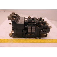 Allen Bradley 509-DOD Size 3 90A 600V MAX Motor Starter 115-120VCoil