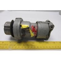 Appleton ACP3034BC 30A 4 Pole Powertite Hazardous Location Cord Body Male Plug