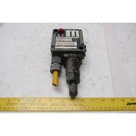 Allen Bradley 836T-T350JX9 80-550 PSI Range 600V Max Pressure Switch