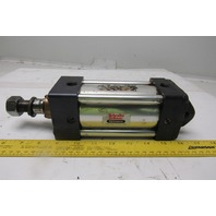"Schrader Bellows FW2C118421 3.00 3"" Bore 3"" Stroke Double Acting Air Cylinder"