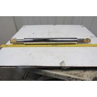 "Stelmi 3"" Chrome Plated Steel Bar Roller 24-1/2"" Face"
