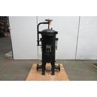 Rosedale 16-30-4F-1154456-150-CBNPB Steel Vessel 2 Pot Filter Strainer Basket 150PSI