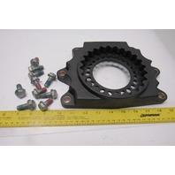 Demag 752 689 44 DRS112-500 Wheel Block Torque Bracket