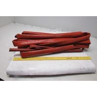 "Insulflex 50' Pyrojacket Fire Sleeve Pipe Wrap Insulation 1"" ID Heat Shield"