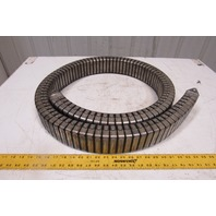"""Kabelschlepp 3"""" x 1-1/2"""" Enclosed Stainless Steel Cable Drag Energy Chain 86"""""""