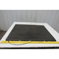 "Recora Switchmat 28"" x 35"" Pressure Sensitive Operator Presence Safety Mat"