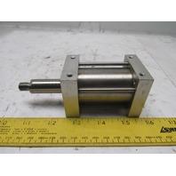 "Bimba FS-171.5-LMT FLAT-1 Pneumatic Cylinder 1-1/2"" Stroke"