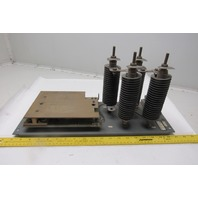 General Electric 3N2100MD104H1 .33 Ohm Resister Bank Regulated Board