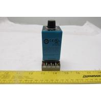 Eaton RTE-P1AF20 Electronic Timing Relay 8 Pin 100-240V W/D3PA2 Base