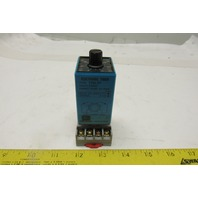 Eaton TRN 2P Electronic Timing Relay 8 Pin Volts 24AD W/D3PA2 Base
