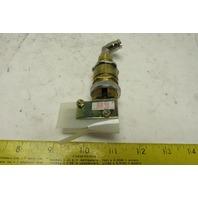 ASCO HB46A215L Pneumatic Pressure Switch 4-12PSI