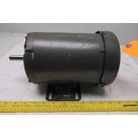 Baldor M3538 1/2 HP Electric Motor 3PH 208-230/460V 1725RPM 56 Frame