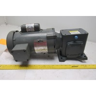 "Boston 3/4 Hp 1 Phase 115V 60 Hz. Motor W/ 20:1 Gearbox 7/8"" Output Shaft"