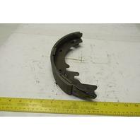 Akebono 44070-0K301 Nissan Forklift Brake Shoe Left Hand