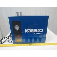 Kobelco KRD-60 60PSI 60CFM 115V 1Ph 60Hhz Refrigerated Compressed Air Dryer