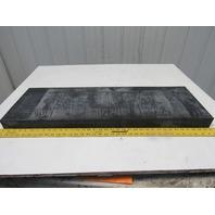 """2"""" Ultra-Strength Multipurpose Neoprene Rubber Sheet 12"""" x 36"""""""