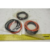 "PK322HLL01 3-1/4"" Bunan Piston Seal Kit Lot of 3"