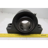 "Link Belt PE-B22443H Pillow Block Bearing 2-11/16"""