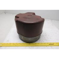 Stearns 108703100 25# 230/460V 50/60Hz Horizontal Motor Brake Clutch