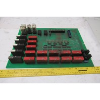 MWA 761099-3-00 Rev 3 I/O PC Circuit Board