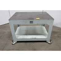 "48""x36""x33"" Steel Machine Base Welding Work Bench Table 1"" Top"