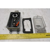 Durostat A19BGC-4 Thermostat Control For Refrigeration 120-240V 30-110°F