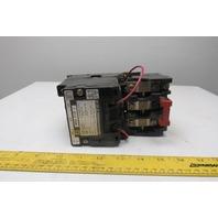 Square D 31041-507-52-801 8736-SCO8 10Hp Motor Starter Size 1 120V Coil
