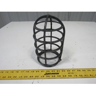 Crouse Hinds V912 Screw On Aluminum Safety Industrial Light Cage Guard