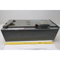 Square D 88385DA44V81FF4T 60A Combo Starter NEMA Type 12/3R Size2 Disconnect