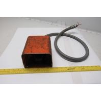 Clipper 634-DA 120/240V Foot Pedal Machine Operator Switch Guarded