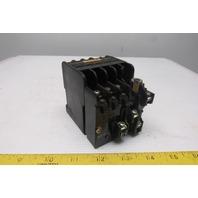 Fuji SRC3631-5-1 600V 50/60Hz A/C Magnetic Contactor