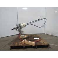 Star Automation XQ-800V Swing Type Sprue Picker Robot Arm 200V 1Ph 800mm x 450mm