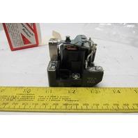 Magnecraft W199AX-4 Relay, 120V 50/60HZ Coil