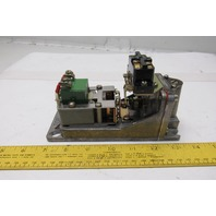 General Electric CR2820B110AA2 Ser A Pneumatic Time Delay Relay 110 Volt Coil
