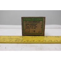 General Electric CR120HC95W02C General Purpose Relay 115V Coil