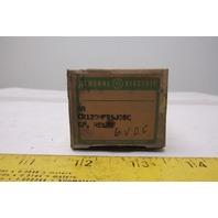 General Electric CR120HF85J08C General Purpose Relay 6VDC Coil